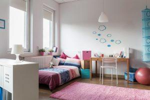 Roleta w pokoju dziecka