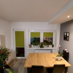 Rolety materiałowe zielone_2