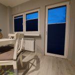 Plisy - okna i balkon