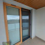 Plisy - okna tarasowe