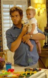 Dom Morganów - Dexter z synem