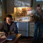 Dean i Bobby - żaluzje
