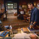 Sam, Dean, Bobby - żaluzje