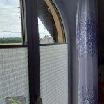 Plisy w oknach nietypowego kształtu