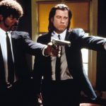 Pulp Fiction - rolety materiałowe